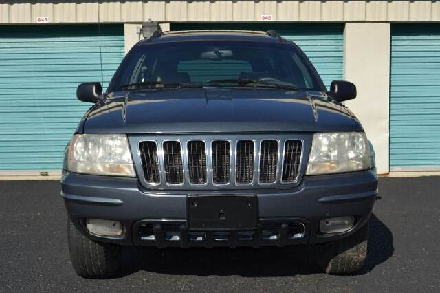 2001 Jeep Grand Cherokee for sale at GLOBAL MOTOR GROUP in Newark NJ