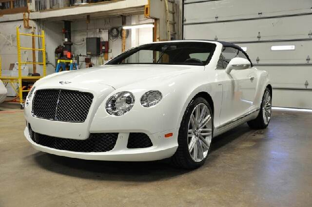 2014 Bentley Continental GT Speed for sale at GLOBAL MOTOR GROUP in Newark NJ