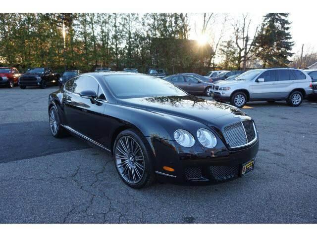 2008 Bentley Continental GT Speed for sale in Newark, NJ