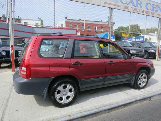 2003 Subaru Forester for sale at GLOBAL MOTOR GROUP in Newark NJ