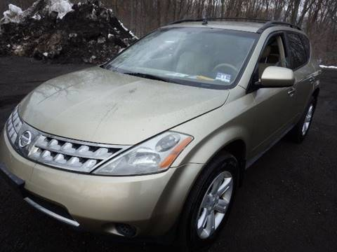 2007 Nissan Murano for sale in Newark, NJ