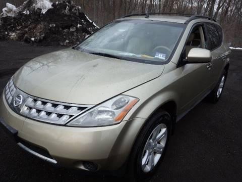 2007 Nissan Murano for sale at GLOBAL MOTOR GROUP in Newark NJ