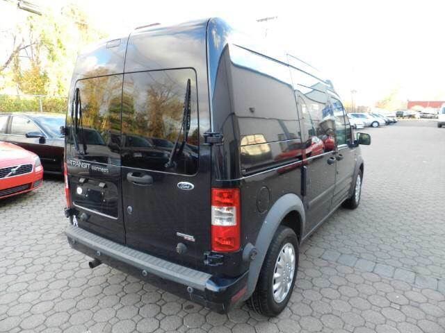 2010 Ford Transit Connect for sale at GLOBAL MOTOR GROUP in Newark NJ