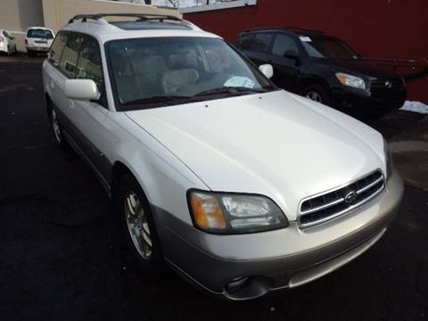 2002 Subaru Outback for sale at GLOBAL MOTOR GROUP in Newark NJ
