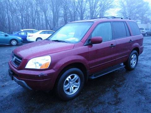 2004 Honda Pilot for sale in Newark, NJ