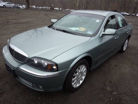2004 Lincoln LS for sale at GLOBAL MOTOR GROUP in Newark NJ