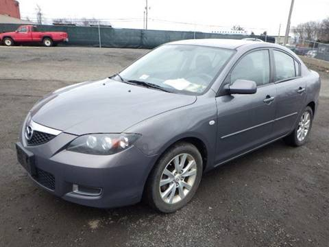 2007 Mazda MAZDA3 for sale at GLOBAL MOTOR GROUP in Newark NJ