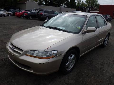 2000 Honda Accord for sale at GLOBAL MOTOR GROUP in Newark NJ
