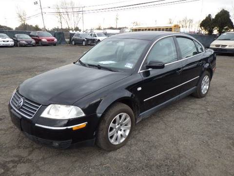 2003 Volkswagen Passat for sale at GLOBAL MOTOR GROUP in Newark NJ