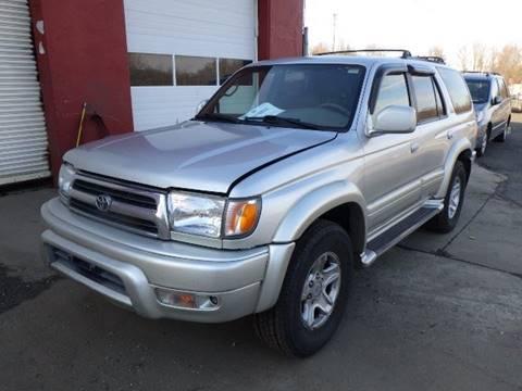 2000 Toyota 4Runner for sale at GLOBAL MOTOR GROUP in Newark NJ
