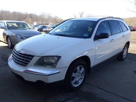 2005 Chrysler Pacifica for sale at GLOBAL MOTOR GROUP in Newark NJ