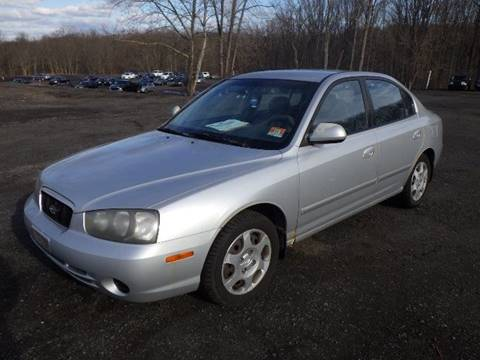 2001 Hyundai Elantra for sale at GLOBAL MOTOR GROUP in Newark NJ