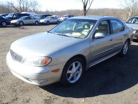 2004 Infiniti I35 for sale at GLOBAL MOTOR GROUP in Newark NJ