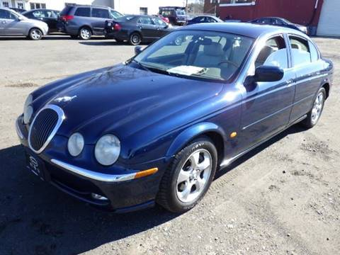 2000 Jaguar S-Type for sale at GLOBAL MOTOR GROUP in Newark NJ
