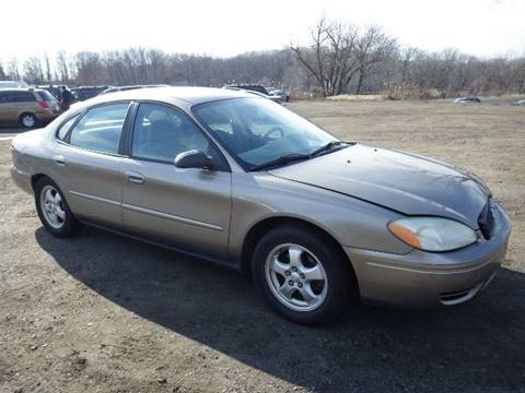 2004 Ford Taurus for sale at GLOBAL MOTOR GROUP in Newark NJ