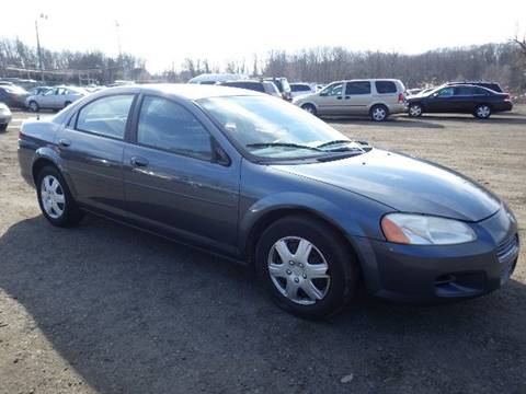 2002 Dodge Stratus for sale at GLOBAL MOTOR GROUP in Newark NJ