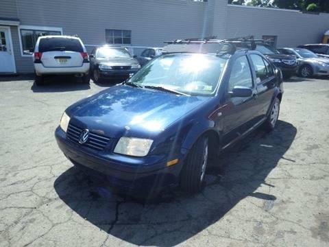 2001 Volkswagen Jetta for sale at GLOBAL MOTOR GROUP in Newark NJ