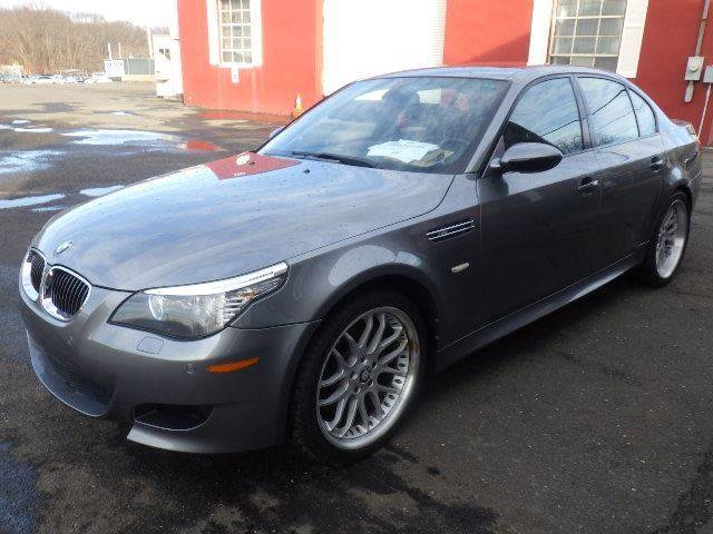 2008 BMW M5 for sale at GLOBAL MOTOR GROUP in Newark NJ