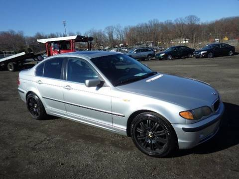 2005 BMW 3 Series for sale at GLOBAL MOTOR GROUP in Newark NJ