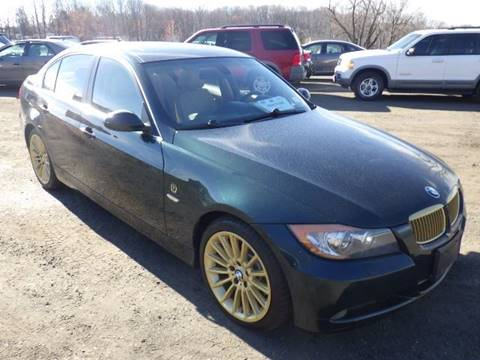 2006 BMW 3 Series for sale at GLOBAL MOTOR GROUP in Newark NJ