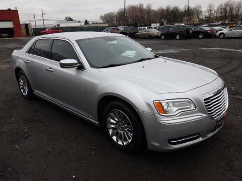 2012 Chrysler 300 for sale at GLOBAL MOTOR GROUP in Newark NJ