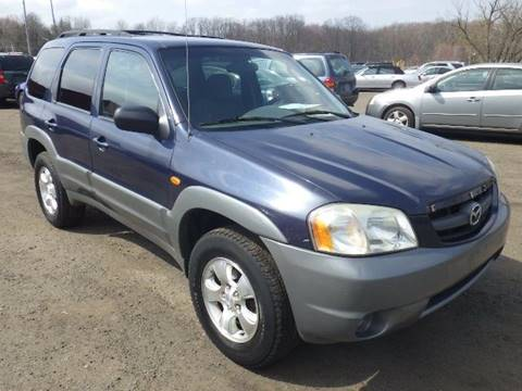 2002 Mazda Tribute for sale at GLOBAL MOTOR GROUP in Newark NJ