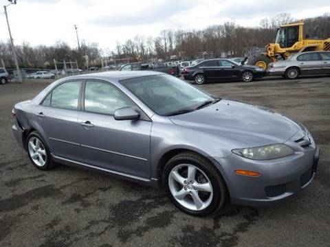 2008 Mazda MAZDA6 for sale at GLOBAL MOTOR GROUP in Newark NJ