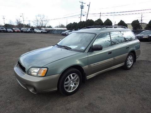 2004 Subaru Outback for sale at GLOBAL MOTOR GROUP in Newark NJ