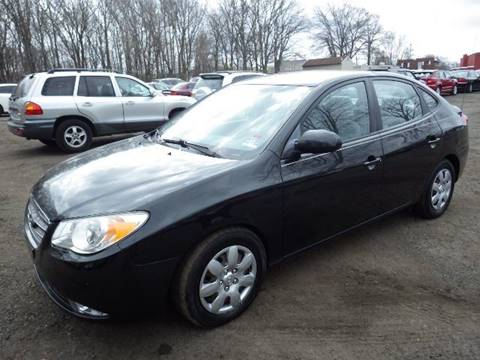 2007 Hyundai Elantra for sale in Newark, NJ