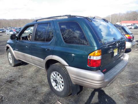 2000 Honda Passport for sale at GLOBAL MOTOR GROUP in Newark NJ
