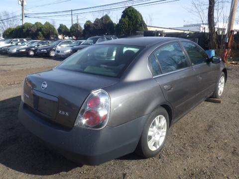2005 Nissan Altima for sale at GLOBAL MOTOR GROUP in Newark NJ