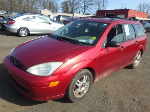 2000 Ford Focus for sale at GLOBAL MOTOR GROUP in Newark NJ