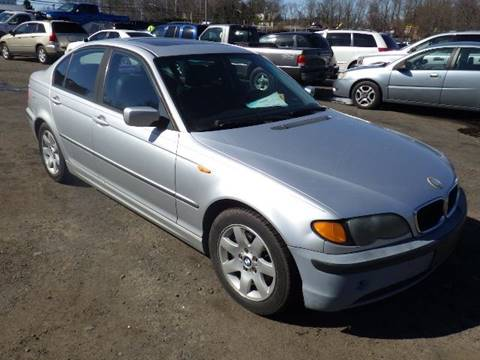2002 BMW 3 Series for sale at GLOBAL MOTOR GROUP in Newark NJ