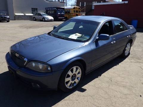 2005 Lincoln LS for sale at GLOBAL MOTOR GROUP in Newark NJ