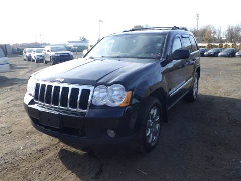 2008 Jeep Grand Cherokee for sale at GLOBAL MOTOR GROUP in Newark NJ