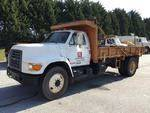 1995 Ford F-800 for sale at GLOBAL MOTOR GROUP in Newark NJ