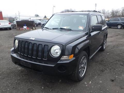 2009 Jeep Patriot for sale at GLOBAL MOTOR GROUP in Newark NJ