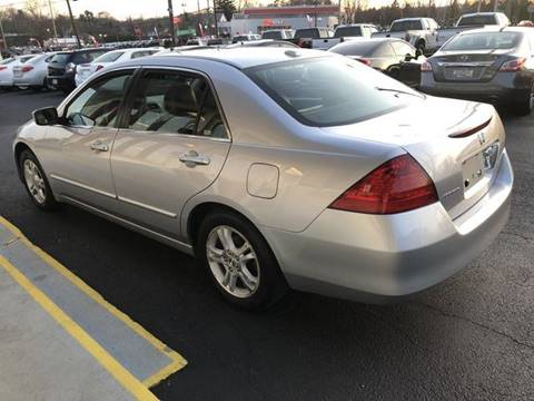 2006 Honda Accord for sale at GLOBAL MOTOR GROUP in Newark NJ