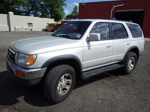 1996 Toyota 4Runner for sale at GLOBAL MOTOR GROUP in Newark NJ