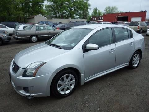 2010 Nissan Sentra for sale at GLOBAL MOTOR GROUP in Newark NJ