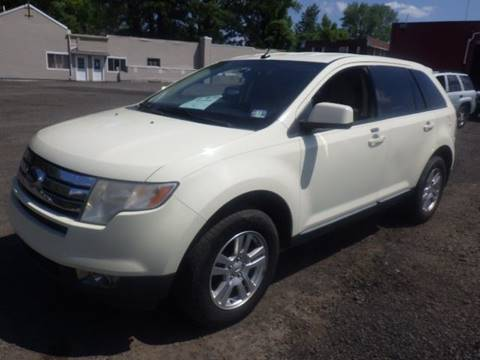 2008 Ford Edge for sale at GLOBAL MOTOR GROUP in Newark NJ