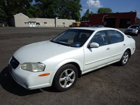2000 Nissan Maxima for sale at GLOBAL MOTOR GROUP in Newark NJ