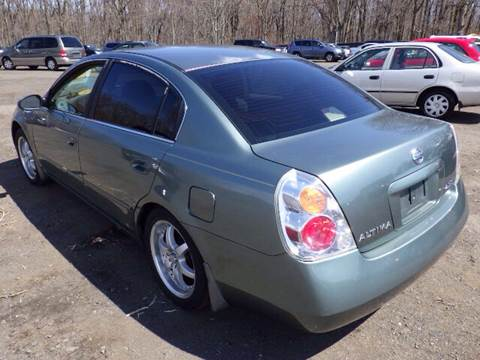 2002 Nissan Altima for sale at GLOBAL MOTOR GROUP in Newark NJ
