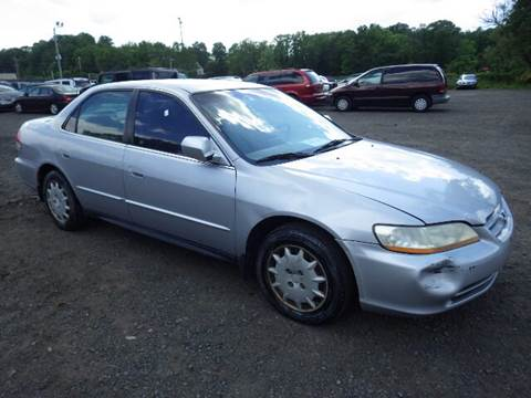 2001 Honda Accord for sale at GLOBAL MOTOR GROUP in Newark NJ