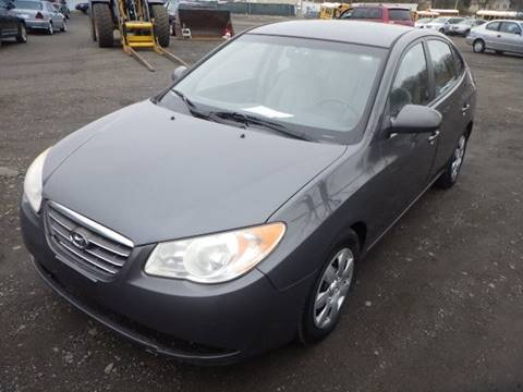 2007 Hyundai Elantra for sale at GLOBAL MOTOR GROUP in Newark NJ