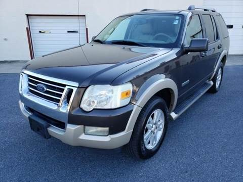 2007 Ford Explorer for sale at GLOBAL MOTOR GROUP in Newark NJ