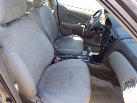 2004 Nissan Sentra for sale at GLOBAL MOTOR GROUP in Newark NJ