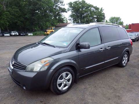 2007 Nissan Quest for sale at GLOBAL MOTOR GROUP in Newark NJ