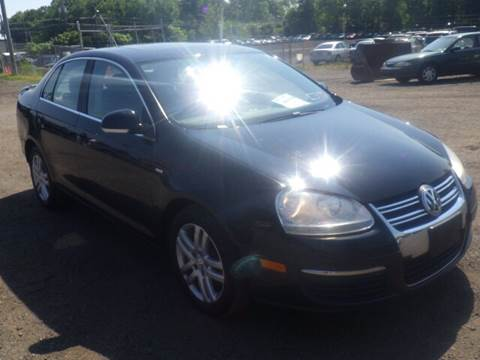 2007 Volkswagen Jetta for sale at GLOBAL MOTOR GROUP in Newark NJ