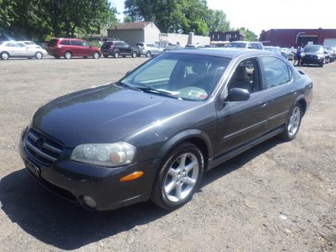 2003 Nissan Maxima for sale at GLOBAL MOTOR GROUP in Newark NJ